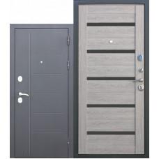 Входная дверь 10 см Троя Серебро